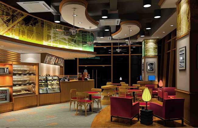 开个咖啡店要多少钱?