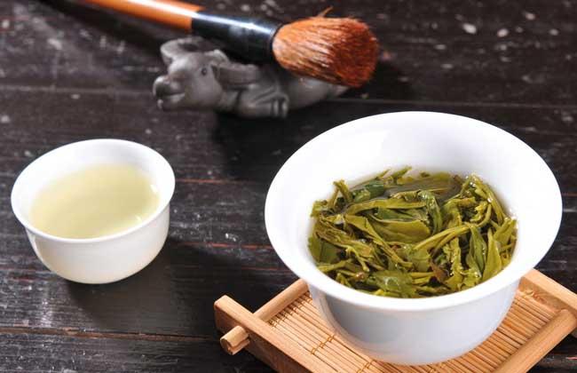 龙井茶的产地分布