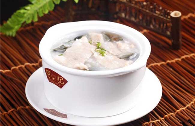 罗汉果粳米粥
