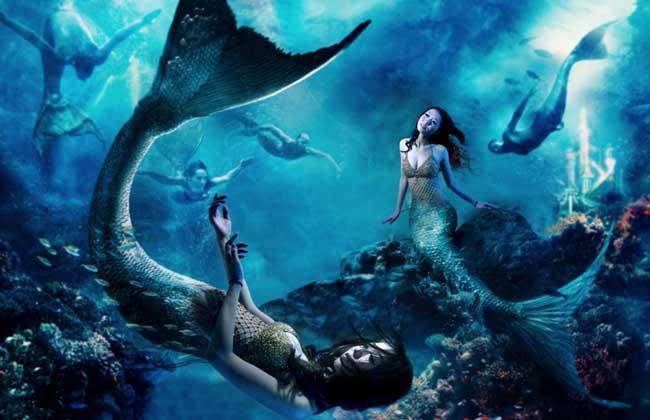美人鱼的故事和传说