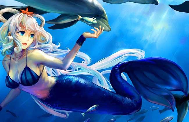 美人鱼是什么生物?