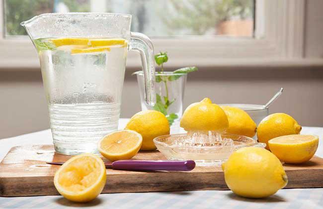柠檬茶的功效与作用