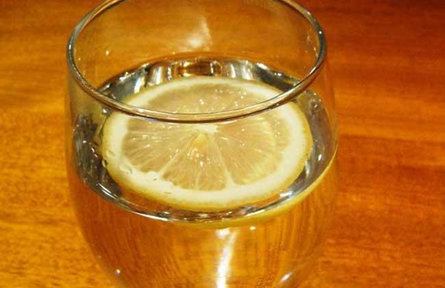 柠檬水的制作方法