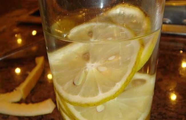 柠檬水什么时候喝好