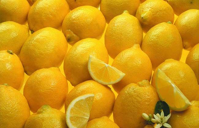 柠檬的营养价值
