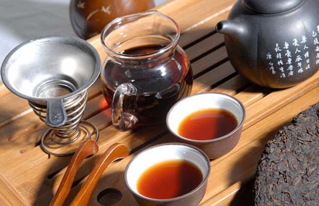 喝普洱茶有什么好处?