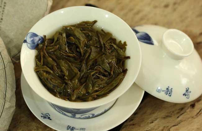 普洱生茶的功效与作用
