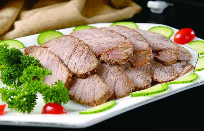 酱牛肉最正宗的做法