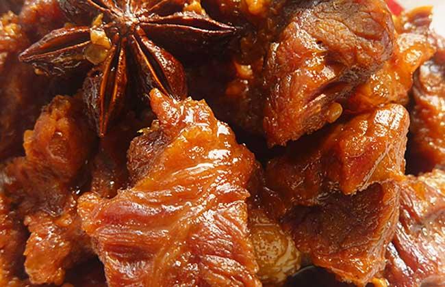 家常红烧牛肉的做法