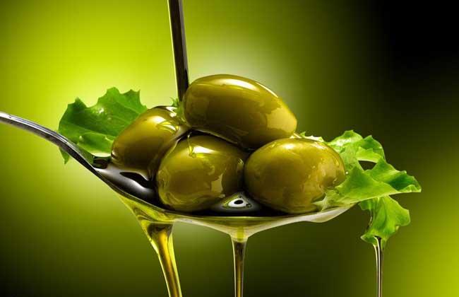 橄榄油怎么护发?图片