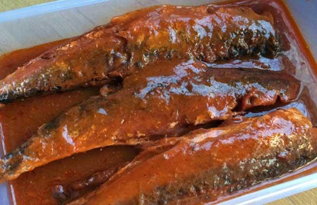 番茄沙丁鱼