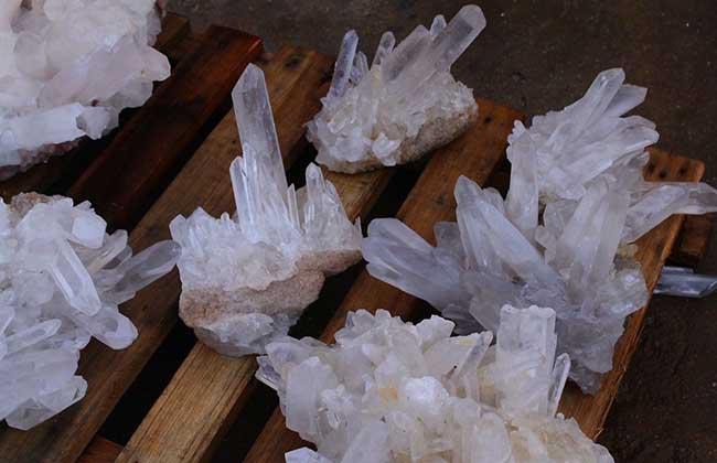 天然水晶怎么鉴别?