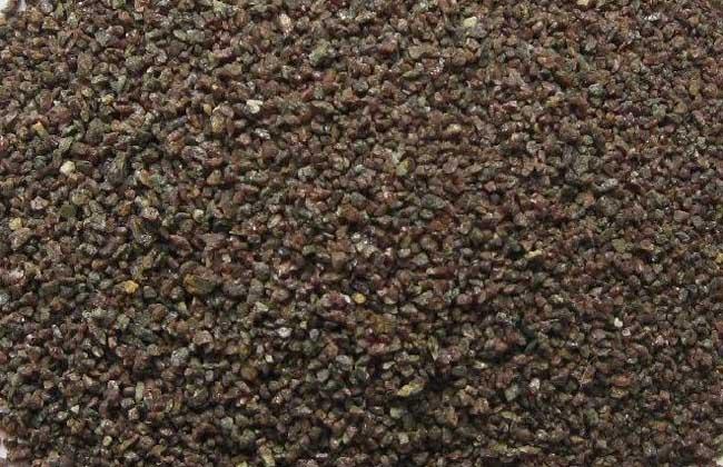 石榴石滤料有什么特点?