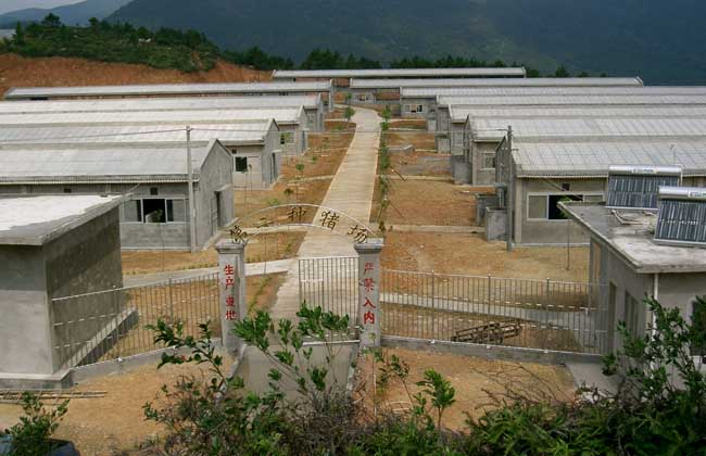 养猪场建设选址