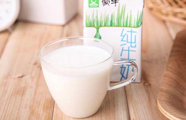 睡前喝牛奶好吗