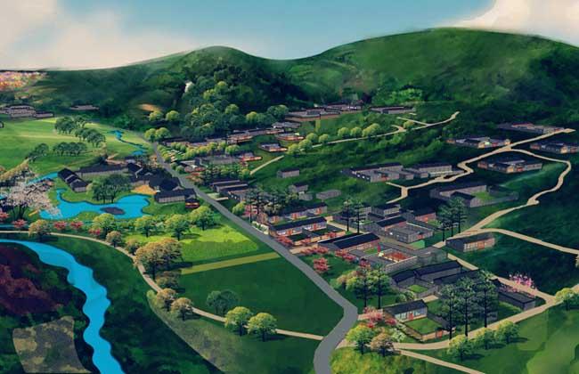 休闲农业园区规划设计理念