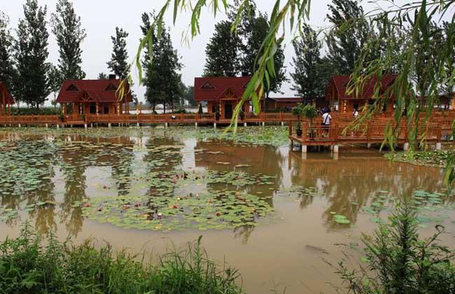 生态旅游农业园