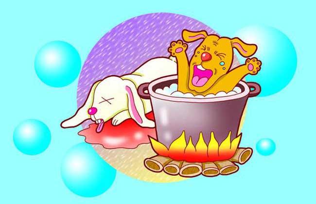 兔死狗烹是什么意思?