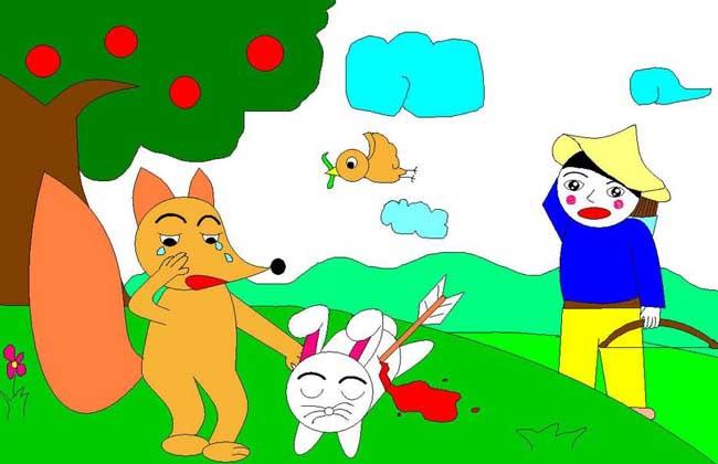兔死狐悲的意思