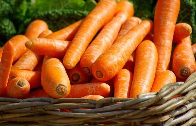 胡萝卜可以生吃吗?