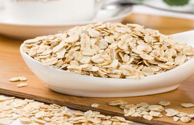 燕麦片的功效与作用