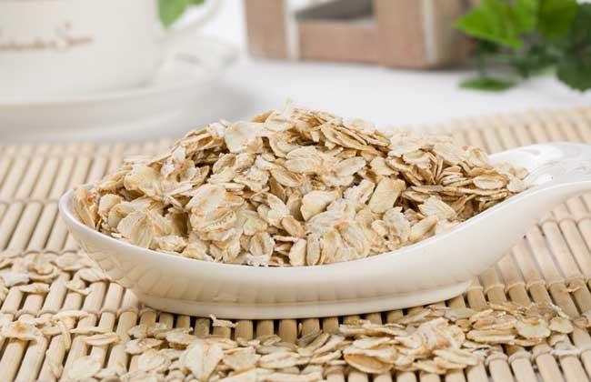 燕麦的营养价值