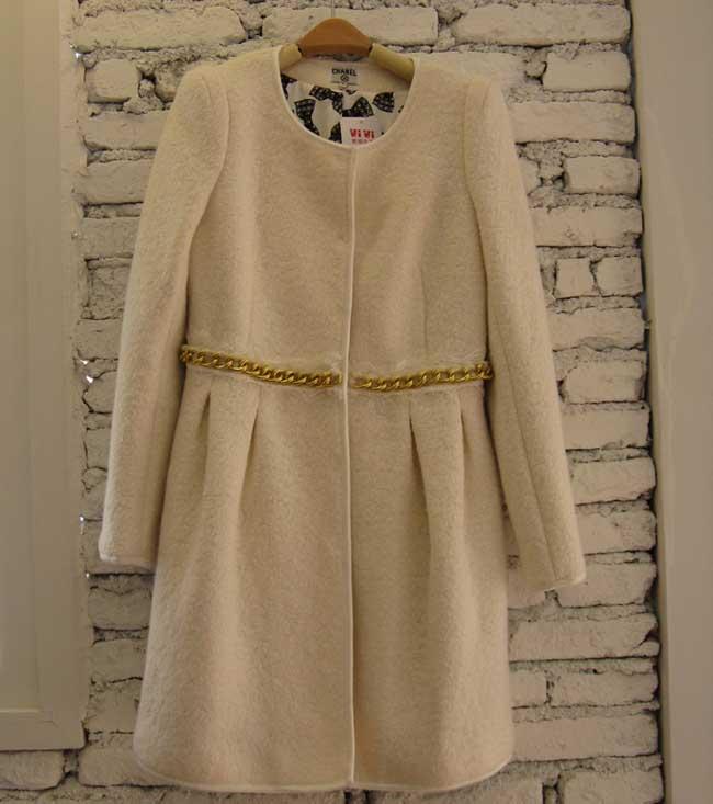 羊毛大衣可以水洗吗