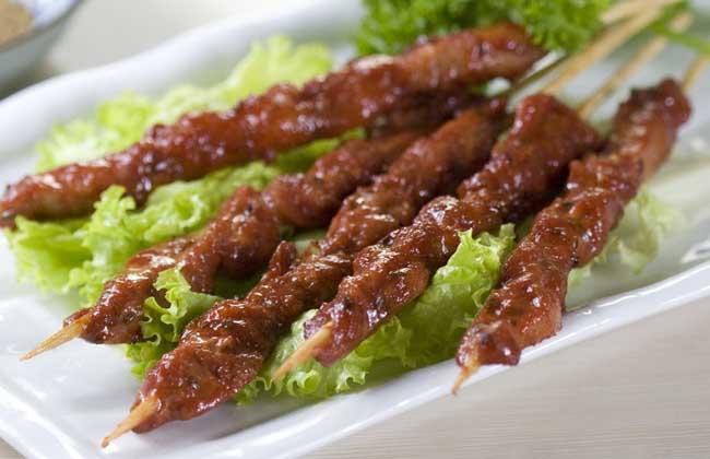 羊肉串腌制方法