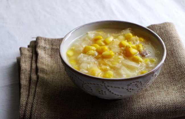 鸡蛋银耳汤