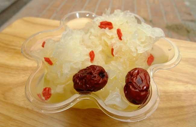 银耳红枣汤能减肥吗?