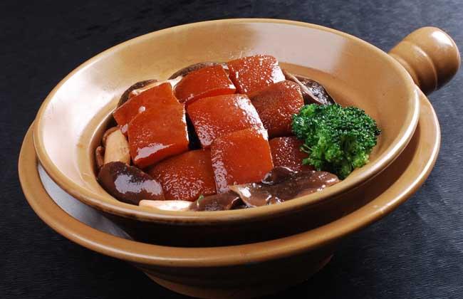 红烧猪肉的做法