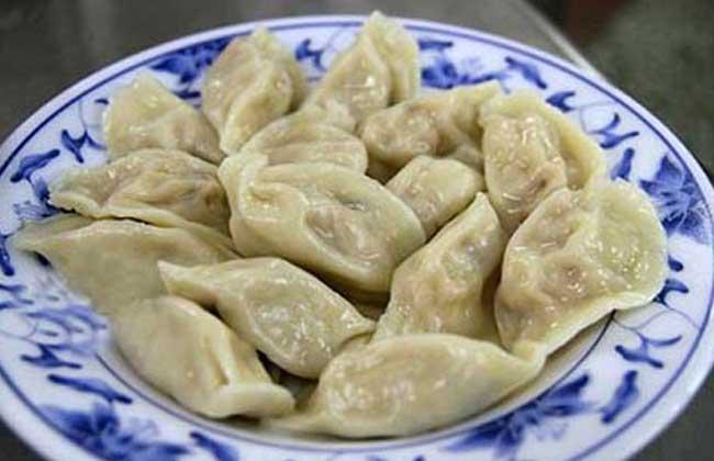 春笋猪肉饺子馅