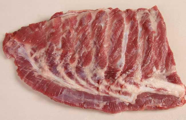 注胶猪肉怎么辨别?