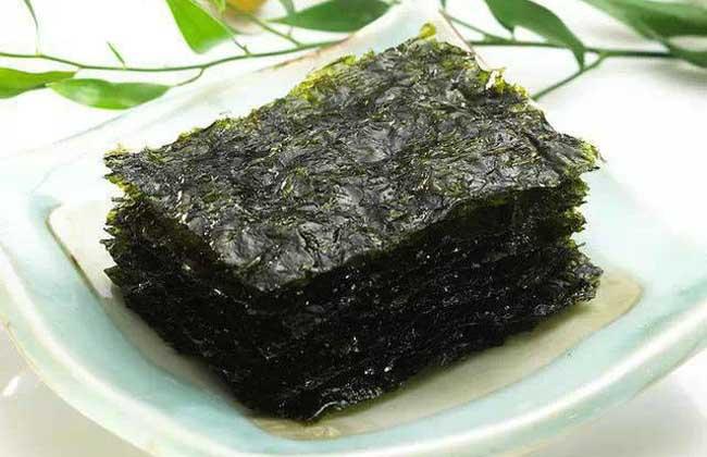 海苔是不是紫菜