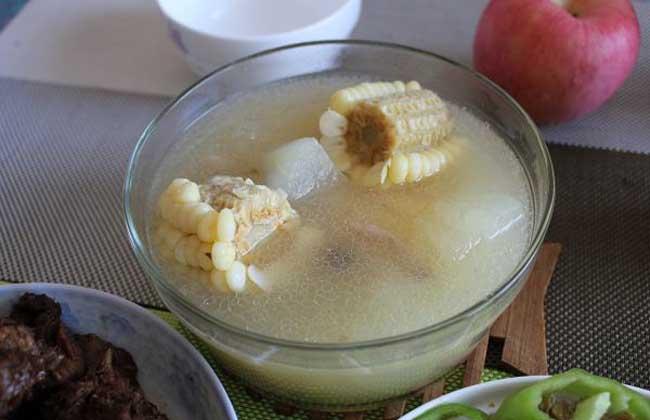 冬瓜玉米汤能减肥吗?
