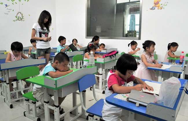 家庭托管小课堂