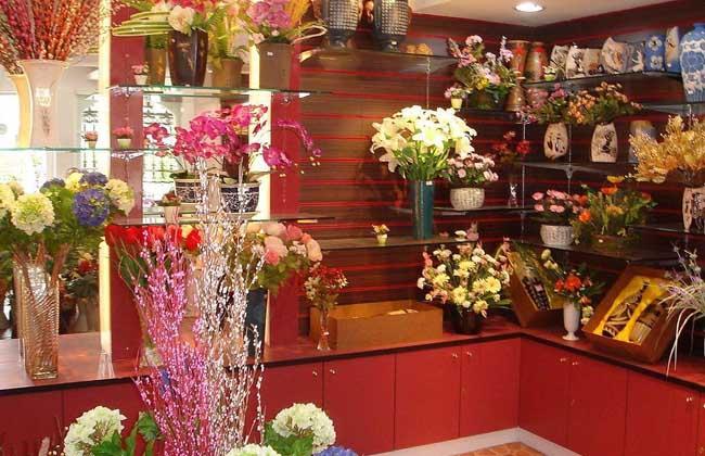 开花店怎样赚钱