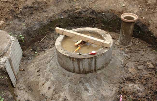 农村沼气池怎么建