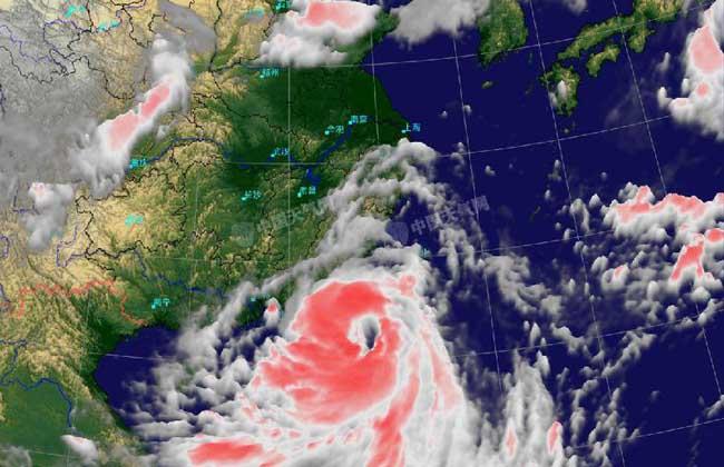 台风是怎样形成的