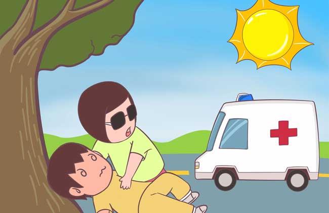 中暑症状及急救方法