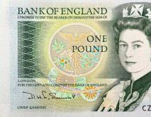 1英镑等于多少人民币?