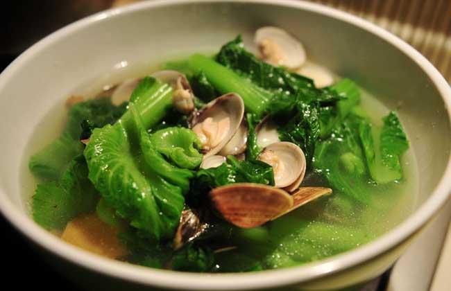 芥菜湯的做法大全