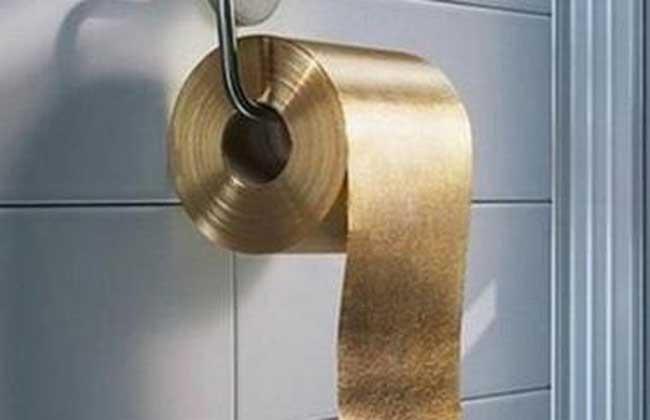 黄金厕纸是什么东西?