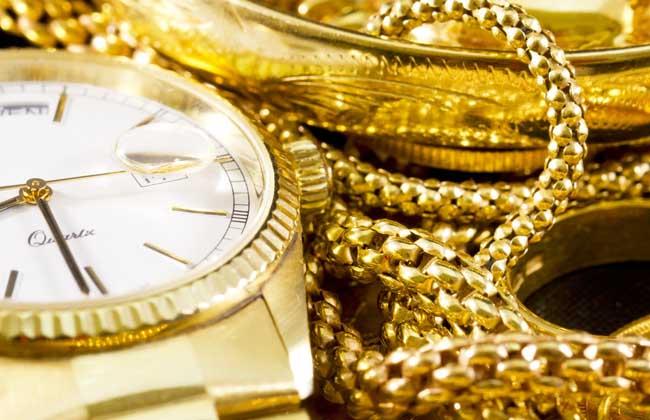 黄金期货一手多少钱
