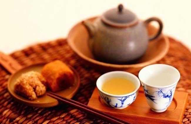 陈皮茶的功效与作用