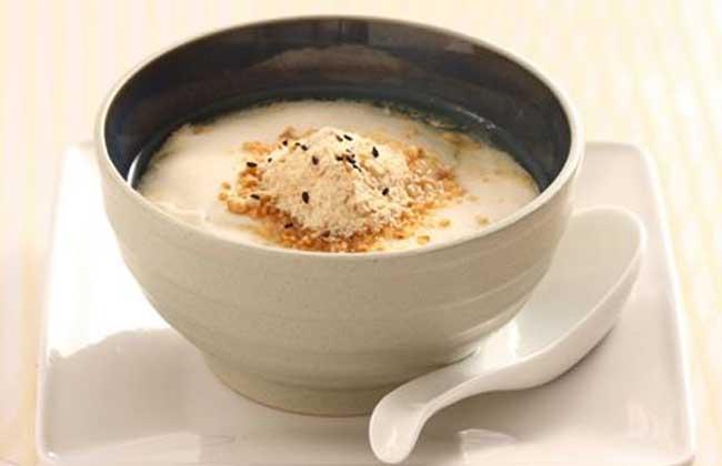 石膏绿豆粥