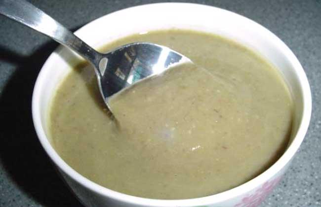 绿豆冰沙的家常做法