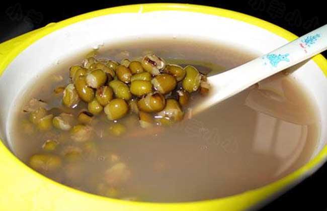 绿豆糖水的家常做法