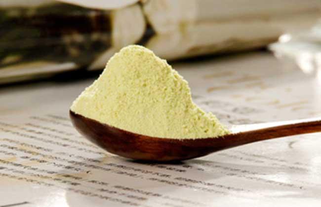 绿豆薏仁面膜