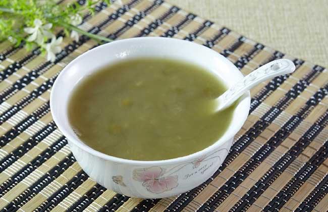 喝绿豆汤会解药吗